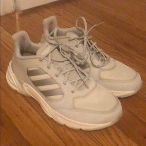 Gray Adidas Sneaker